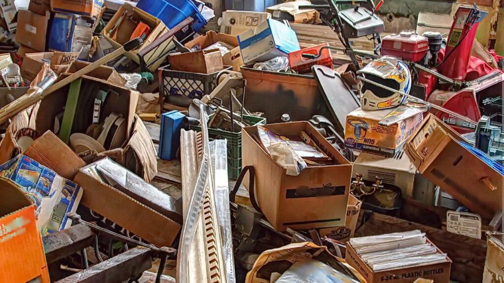 Čišćenje podruma, tavana, garaža
